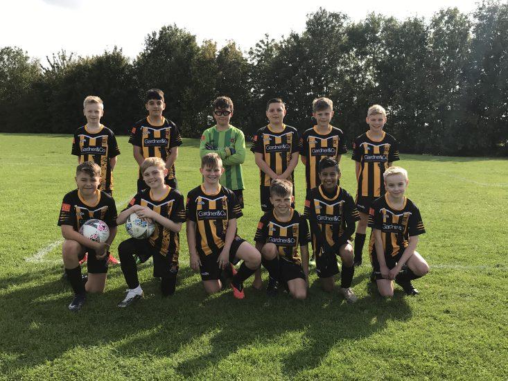 Gardner sponsors Parklands Tigers
