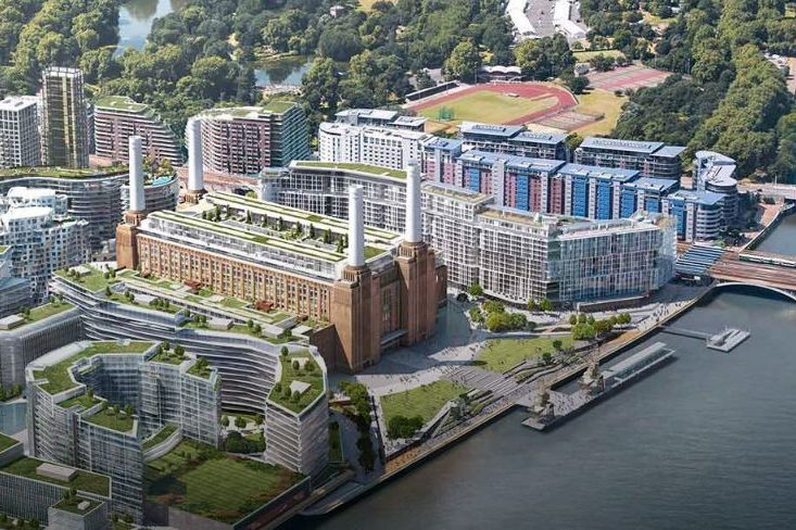 Battersea Power Station redevelopment project