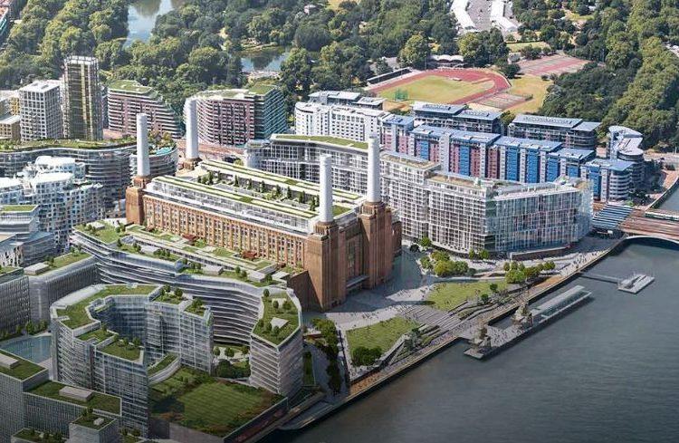 Battersea Power Station project