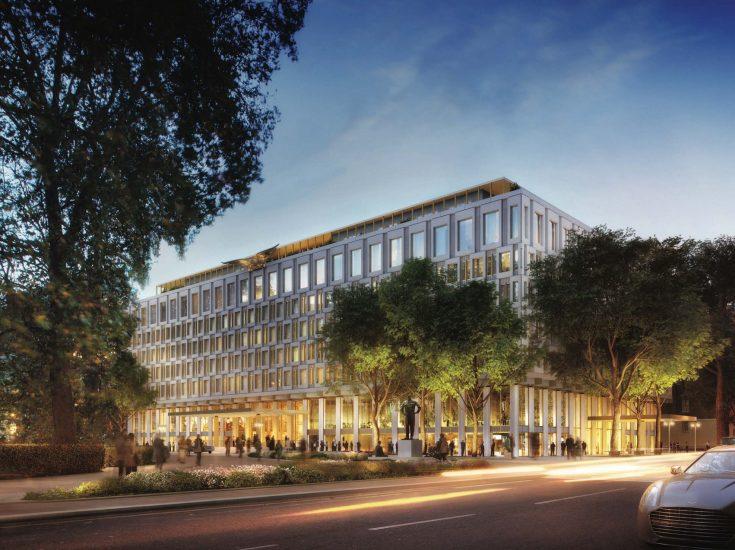 30 Grosvenor Square Project