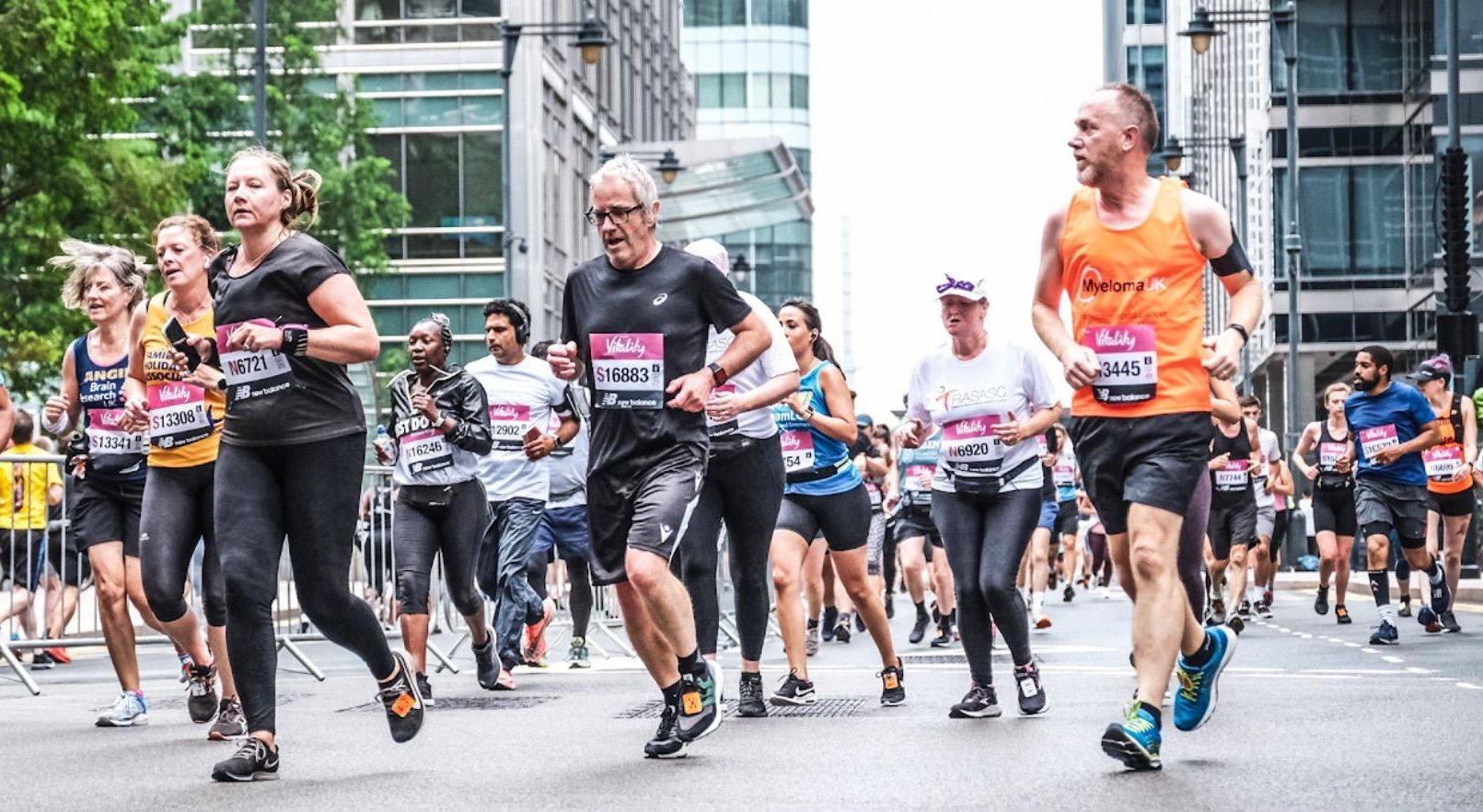 Richard Wren Running the Virtual London Marathon 2021